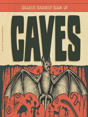 cover image of Biggest, Baddest Book of Caves